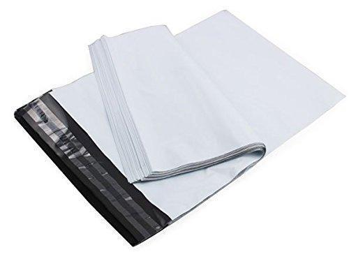 0931  POD pouch Secure Tamper Proof Courier Bags,100 pcs (7 x 11 Inch) - DeoDap