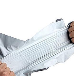 0929  POD pouch Secure Tamper Proof Courier Bags,100 pcs (14 x 16 Inch) - DeoDap