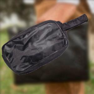 0846 Portable Travel Hand Pouch/Shaving Kit Bag for Multipurpose Use (Black) - DeoDap