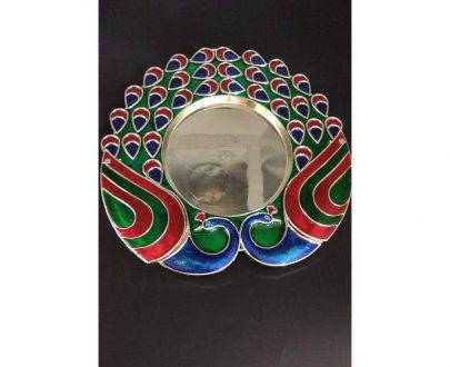 11 Inch KVT Pooja Thali With Box