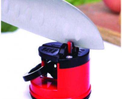 2164 Manual Kitchen Knife Sharpener for Sharpening Stainless Steel - DeoDap