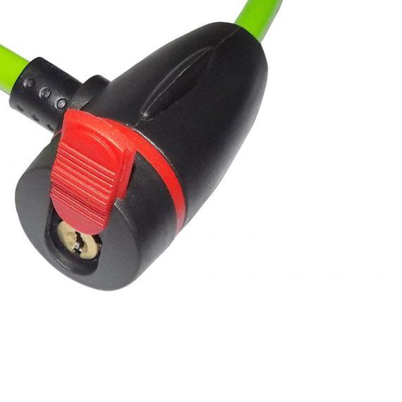 1303 Multi Purpose Cable Lock - DeoDap