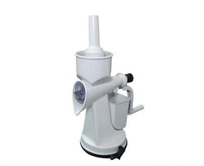 0142 Plastic Manual Citrus Juicer with Waste collector & Vaccum locking system - DeoDap