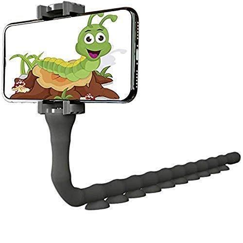 0303 Mobile Phone Holder Multi-Functional Cute Warm Snake Holder - DeoDap