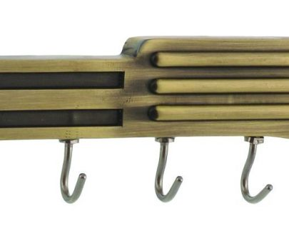 0494 Gun Shaped Hook Key Holder - DeoDap