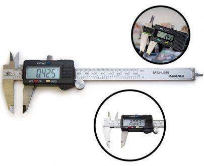 0450 LCD Screen Digital Caliper (6 inch) - DeoDap