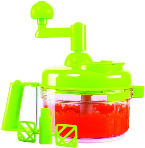2051 Manual Food Processor Blender Mixer Grinder - DeoDap