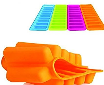 0771 Silicone Kitkit Shape Chocolate Mould, Stick Shape ice-Cube Tray - DeoDap