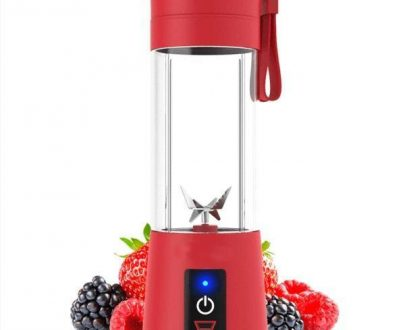 0133 Portable USB Electric Juicer - 6 Blades (Protein Shaker) - DeoDap