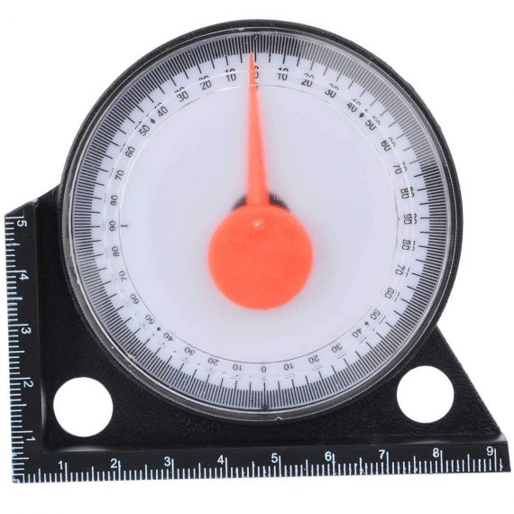 1518 Angle Finder Clinometer Slope Angle Meter With Base - DeoDap