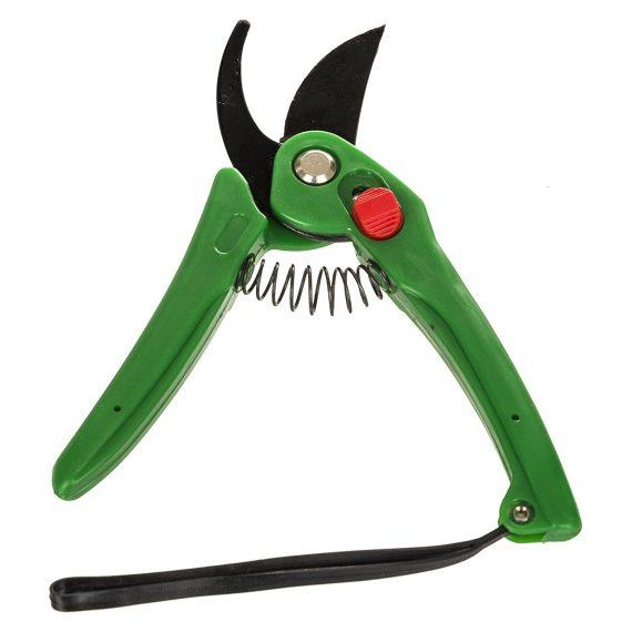 1526 Flower Cutter Professional Pruning Shears Effort Less Garden Clipper with Sharp Blade - DeoDap