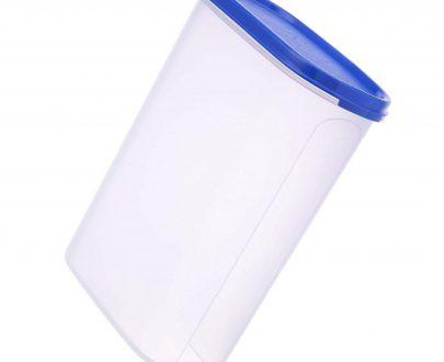 2076 Modular Transparent Airtight Food Storage Container - 2000 ml - DeoDap