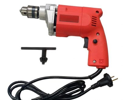 0454 Electric Drill Machine Tool Kit (10mm) - DeoDap