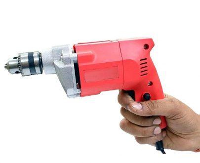 0454 Electric Drill Machine Tool Kit (10mm) - DeoDap