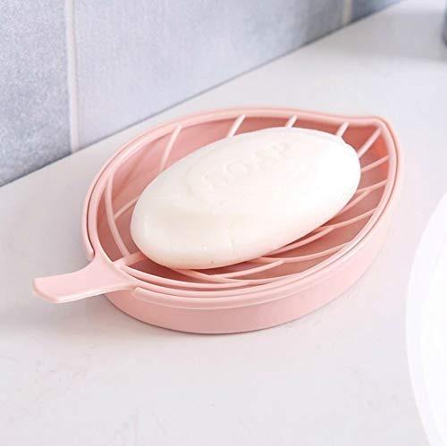 0832 Leaf Shape Dish Soap Holder for Kitchen and Bathroom - DeoDap