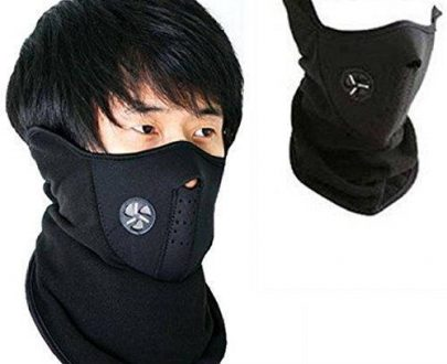 0292 Bike Riding & Cycling Anti Pollution Dust Sun Protecion Half Face Cover Mask - DeoDap