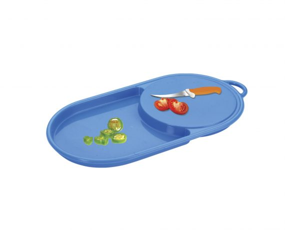 2104 Plastic Chopping Tray Cutting tray for Kitchen - DeoDap