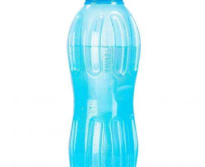 0320 Unbreakable Plastic Water Bottle - 1 L - DeoDap