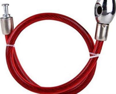 0228 Multi Purpose Key-Lock (Cable Lock) - DeoDap