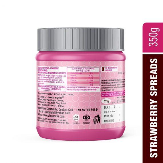 0051 Strawberry spread (350 Gms) - DeoDap