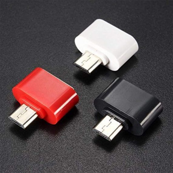 0260 Micro USB OTG to USB 2.0 (Android supported) - DeoDap