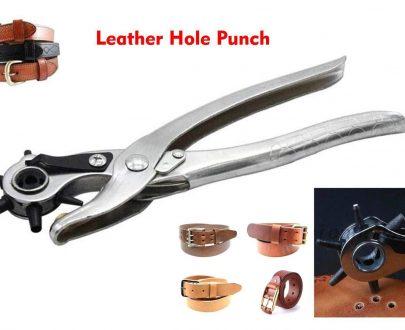 0440 Revolving Leather Punch Plier - DeoDap