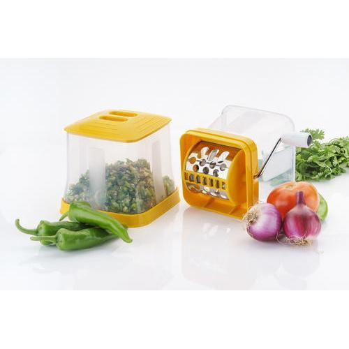 0183 _Big Onion & Chilly Cutter Vegetable Chopper (Multicolor) - DeoDap