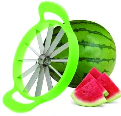 0633 Stainless Steel Fruit Slicer for Watermelon - DeoDap