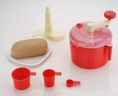 0155 Dough Maker Machine With Measuring Cup (Atta Maker) - DeoDap
