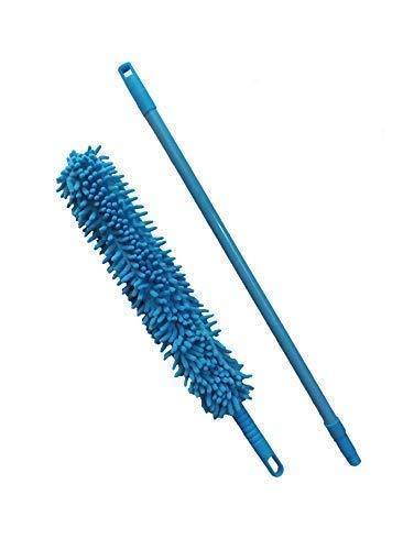 1270 Foldable Multipurpose Microfiber Fan Cleaning Duster for Quick and Easy Cleaning - DeoDap