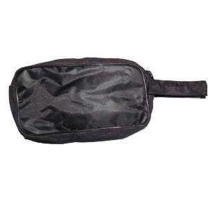 0846 Portable Travel Hand Pouch/Shaving Kit Bag for Multipurpose Use (Black) - DeoDap