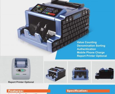 0650 Office Supply - Multi Currency Counter Machine - DeoDap