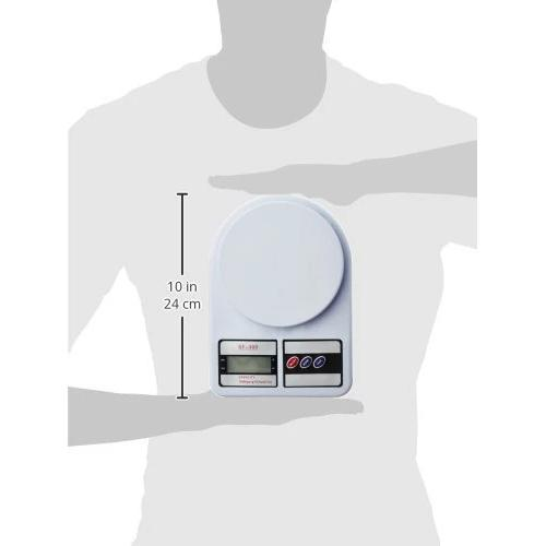 0057 Digital Weighing Scale (10 Kg) - DeoDap