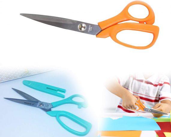 0556 Carbo Titanium Stainless Steel Scissors (10.5 inch) - DeoDap