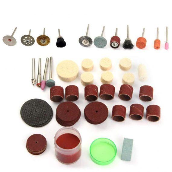 0442 Cutting Grinding Polishing Engraving Drill Bits Rotary Set (105 pcs) - DeoDap