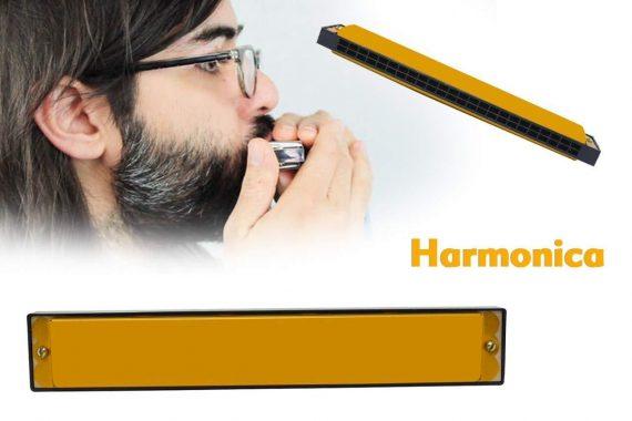 0285 Harmonica (24 Hole) - DeoDap