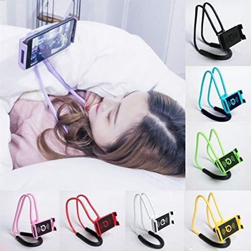 0262 Flexible Adjustable 360 Rotable Mount Cell Phone Holder - DeoDap
