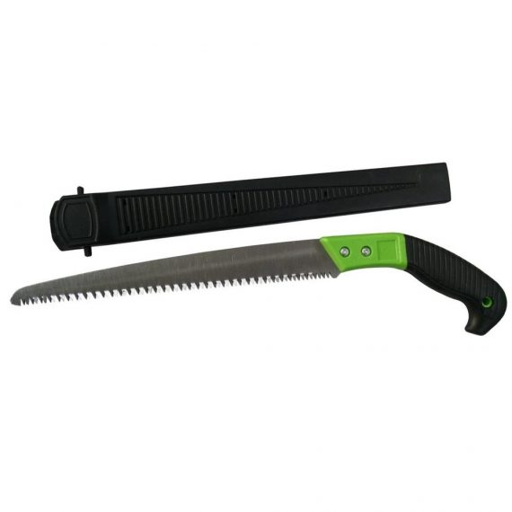 0615 Chromium Steel Saw 3 Edge Sharpen Teeth with Plastic Cover and Blister Packing - DeoDap
