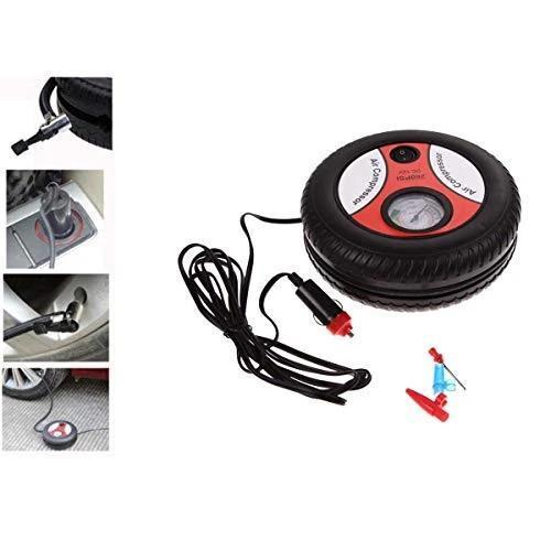 0504 Electric DC12V Tire Inflator Compressor Pump - DeoDap