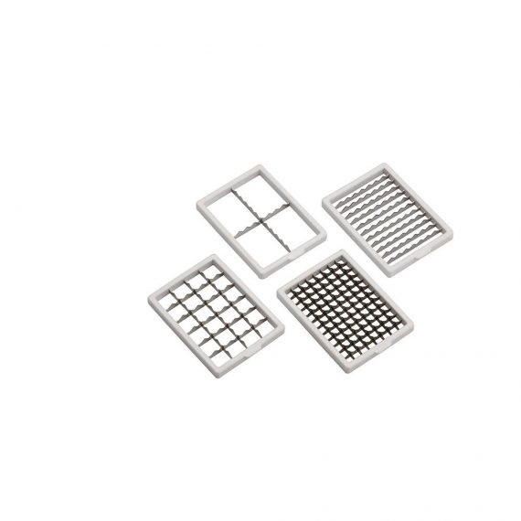 2023 Plastic 14-in-1 Jumbo Manual Vegetable Grater,Chipser and Slicer - DeoDap