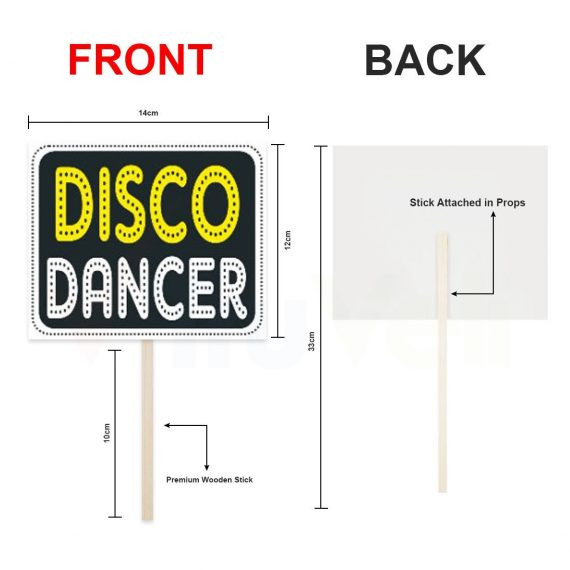 3427  Set of 12 Funny Party Photo Booth Props Craft Item - DeoDap