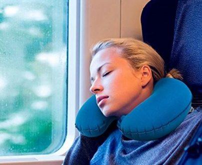0511 Travel Neck Support Rest Pillow - DeoDap