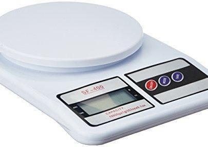 0057 Digital Weighing Scale (10 Kg) - DeoDap