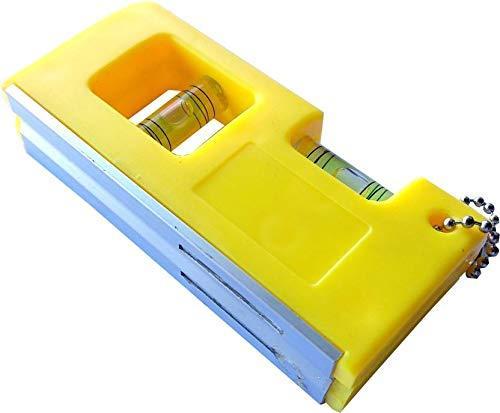 1517 Mini magnetic spirit level Torpedo leveller 4 inch - DeoDap