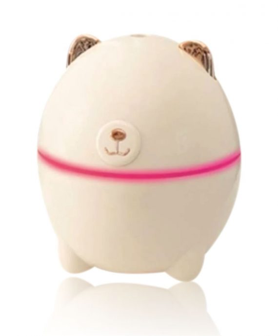 1248 Mini Polar Bear Shaped Cool Mist Portable Humidifier - DeoDap