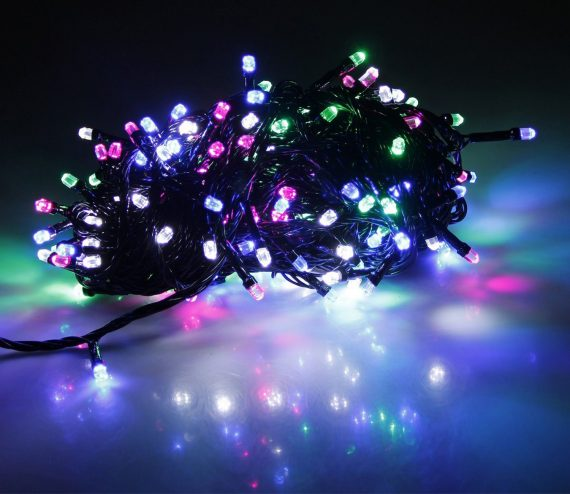 1225 Diamond Bling Light and Room Decor and Home Decoration (4 Meters) - DeoDap