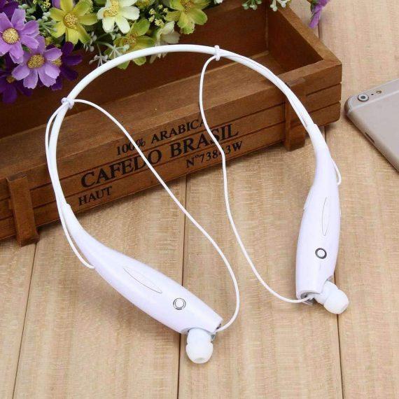 0307 Neckband Style Bluetooth Headset/Earphone - DeoDap