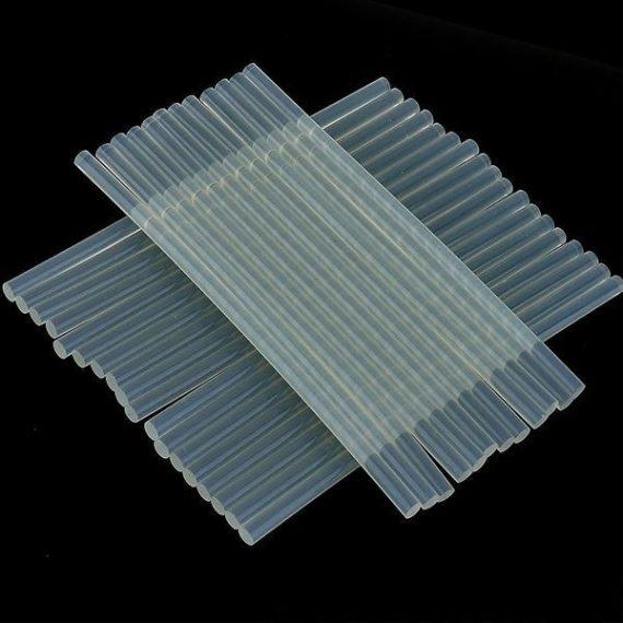 0463  Hot Melt Glue Sticks size : 2.5 inch, thickness ( Pack of 100 ) - DeoDap