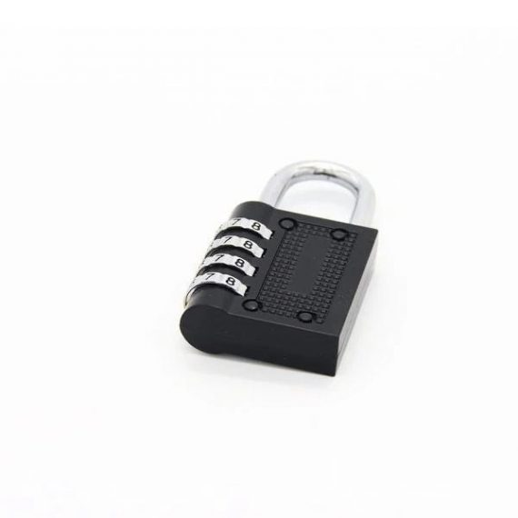0218 -4 Digit Combination Padlock - DeoDap