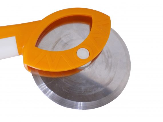 0898 Premium Stainless Steel Pizza/Pastry/Sandwiches Cutter - DeoDap